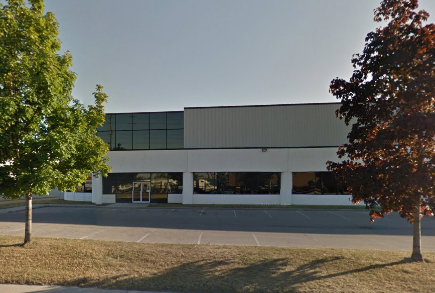 Picture of Mississauga office.